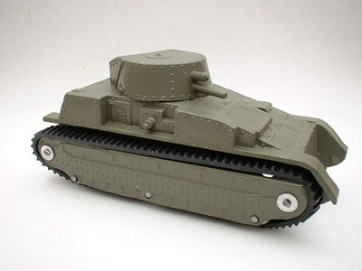 A DINKY TOYS COPY MODEL 22F TANK