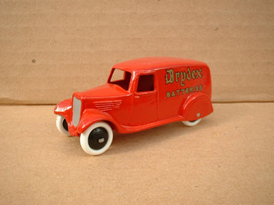 "A DINKY TOYS COPY MODEL 28 SERIES TYPE 2 DELIVERY VAN ""DRYDEX"""