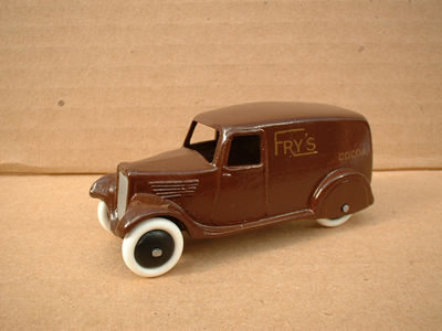 "A DINKY TOYS COPY MODEL 28 SERIES TYPE 2 DELIVERY VAN ""FRYS"""
