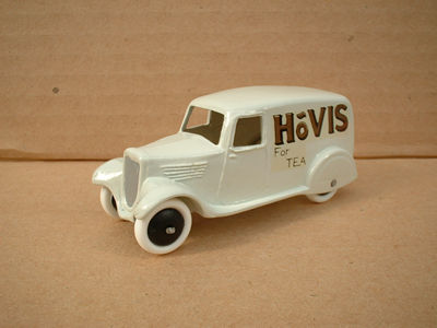 "A DINKY TOYS COPY MODEL 28 SERIES TYPE 2 DELIVERY VAN ""HOVIS"""