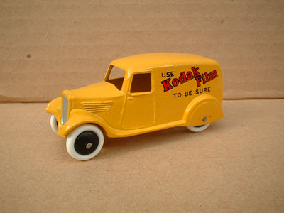 "A DINKY TOYS COPY MODEL 28 SERIES TYPE 2 DELIVERY VAN ""KODAK FILM"""