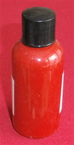 "Computer Matched 50ml Bottle of ""Deep Red"" brush paint for Dinky Toys 250 Fire Engine"
