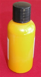 "Computer Matched 50ml Bottle of ""Orange/Yellow"" brush paint for Dinky Toys 482 Bedford Van"