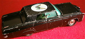CORGI TOYS 268 - Original - Green Hornet's Black Beauty