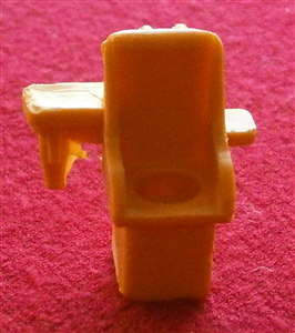 CORGI TOYS 811 Moon Buggy plastic Yellow seat [ Each ]