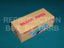 Dinky #235 (23j) H. W. M. - Reproduction Box