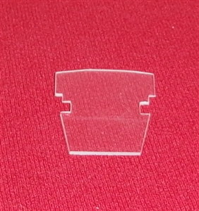 Dinky Toys 105 Triumph TR2 Plastic Screen (Each)