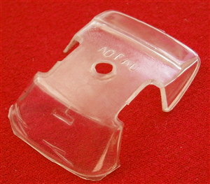 Dinky Toys 116 Volvo P1800 Clear Plastic Window Unit (Each)