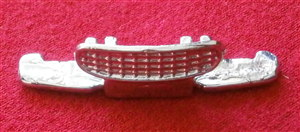 Dinky Toys 116 Volvo P1800 Grille and front bumper (Each)