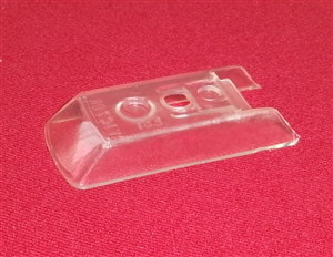 Dinky Toys 141 Vauxhall Victor Estate Car Clear Plastic Window Unit (Each)