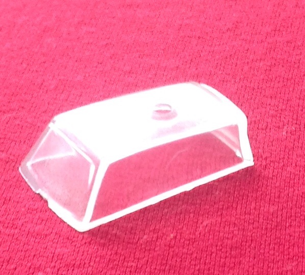DINKY TOYS 155 Ford Anglia Clear Plastic Window Unit