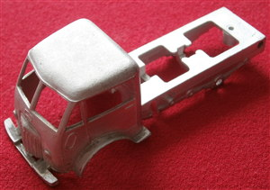 Dinky Toys French 25O Ford Milk Truck Camion Laitier Ford Chassis [Each]