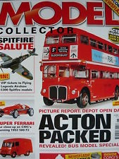 ORIGINAL MODEL COLLECTOR MAGAZINE June 2007