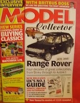 ORIGINAL MODEL COLLECTOR MAGAZINE June 2010