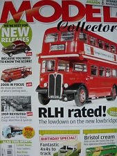 ORIGINAL MODEL COLLECTOR MAGAZINE May 2008