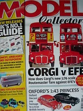 ORIGINAL MODEL COLLECTOR MAGAZINE May 2010