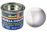 REVELL NO.1 CLEAR GLOSS ENAMEL PAINT 14ml
