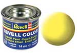 REVELL NO.15 YELLOW MATT ENAMEL PAINT 14ml