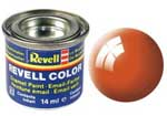 REVELL NO.30 ORANGE GLOSS ENAMEL PAINT 14ml
