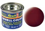 REVELL NO.37 REDDISH BROWN MATT ENAMEL PAINT 14ml