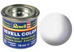 REVELL NO.4 WHITE GLOSS ENAMEL PAINT 14ml
