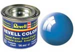 REVELL NO.50 LIGHT BLUE GLOSS ENAMEL PAINT 14ml