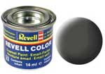 REVELL NO.65 BRONZE GREEN MATT ENAMEL PAINT 14ml