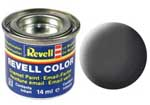 REVELL NO.66 OLIVE GREY MATT ENAMEL PAINT 14ml