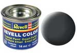 REVELL NO.77 DUST GREY MATT ENAMEL PAINT 14ml