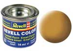 REVELL NO.88 OCHRE BROWN MATT ENAMEL PAINT 14ml
