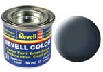 REVELL NO.9 ANTHRCITE GREY MATT ENAMEL PAINT 14ml