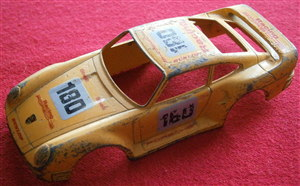 BURAGO - Original - 1:43 Porsche 959 Body for restoration