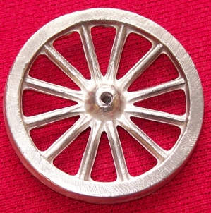 CHARBENS REPLICA GYPSY CARAVAN (The Caravans - front spoked wheel - Price Each)
