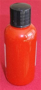 "Computer Matched 50ml Bottle of ""Crimson Red"" brush paint for Dinky Toys 255 Mersey Tunnel"
