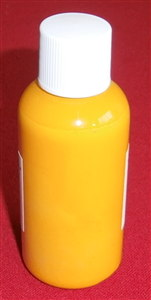 "Computer Matched 50ml Bottle of ""Light Orange/Yellow"" brush paint for Dinky Toys 521 "" Bedford Articulated Lorry """