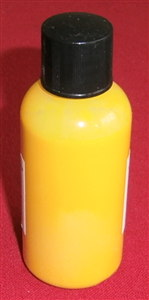 "Computer Matched 50ml Bottle of ""Yellow"" brush paint for Dinky Toys 40H Austin Taxi"
