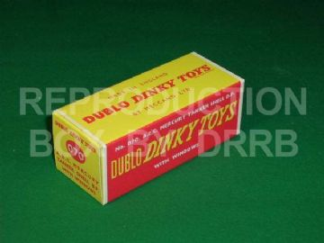 Reproduction Box by DRRB Dinky # 068 Dublo Dinky Royal Mail Van