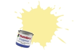 HUMBROL NO.41 IVORY ENAMEL PAINT 14ml