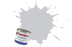 HUMBROL NO.56 ALUMINIUM ENAMEL PAINT 14ml