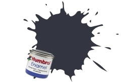 HUMBROL NO.66 MATT OLIVE DRAB ENAMEL PAINT 14ml