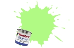 HUMBROL NO.90 MATT BEIGE GREEN ENAMEL PAINT 14ml