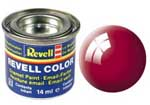 REVELL NO.34 FERRARI RED GLOSS ENAMEL PAINT 14ml