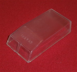 TRI-ANG SPOT-ON 161 Land Rover Safari clear plastic window unit